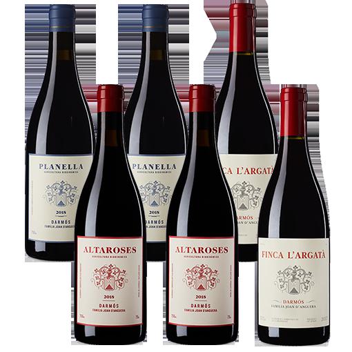Finca L'Argatà 2017 y Vinya de La Glòria